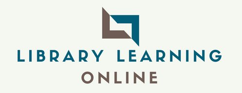 Logo - Library Learning Online