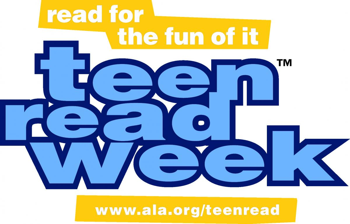 Teen Read Week 2016: Read for the fun of it