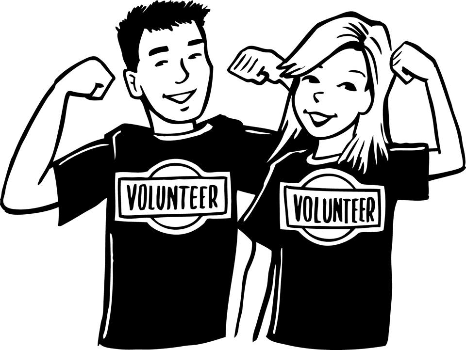 School Volunteer Clipart
