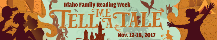 Family Reading Week illustration