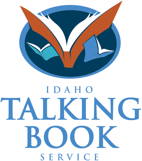 Idaho Talking Book Service Logo