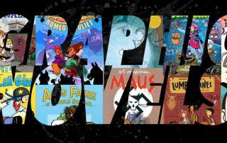 Graphic Novels Image banner
