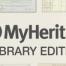 MyHeritage Library Edition logo