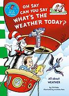 What's in the Weather Today?