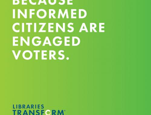 Adult Services Resources on Voter Information and Information Literacy