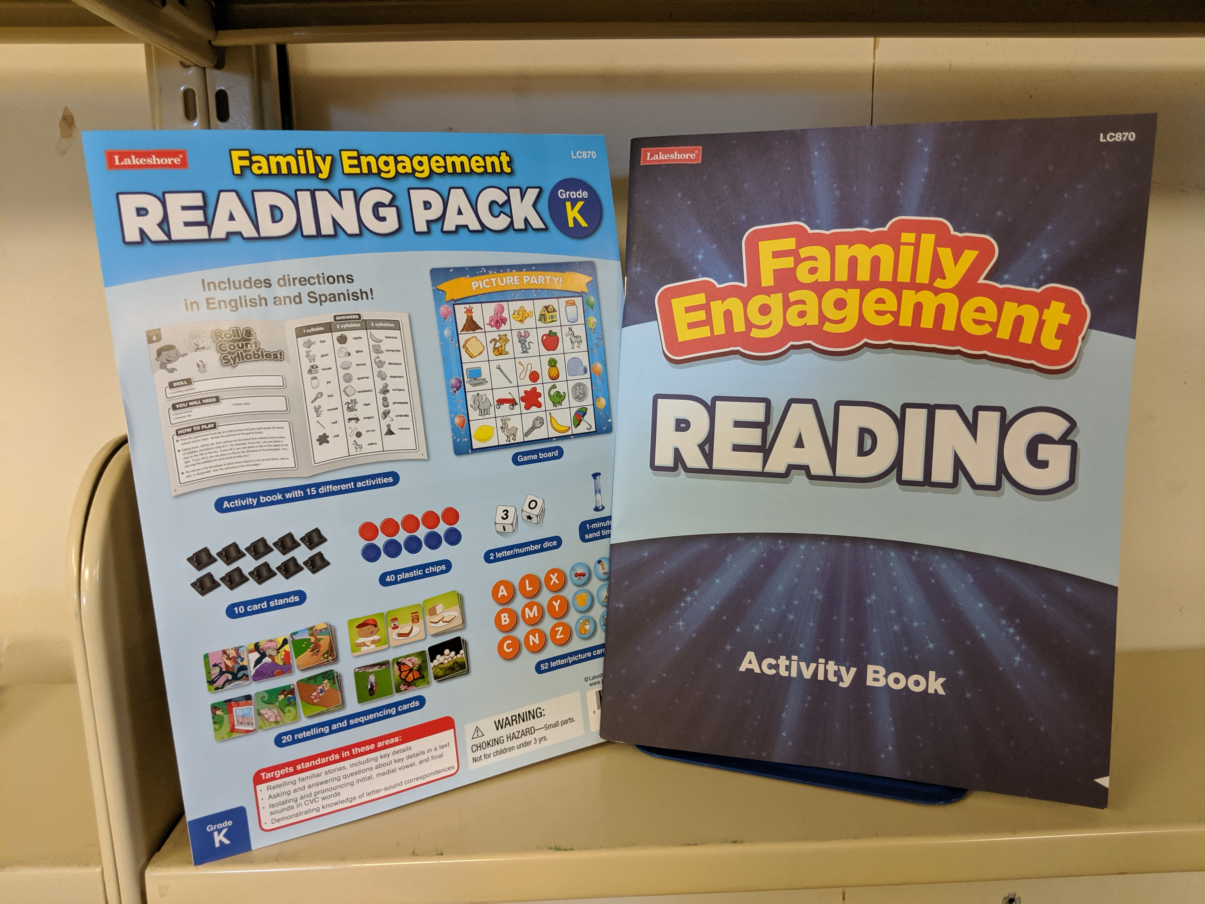 Reading Pack