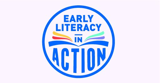 Early Literacy in Action Logo