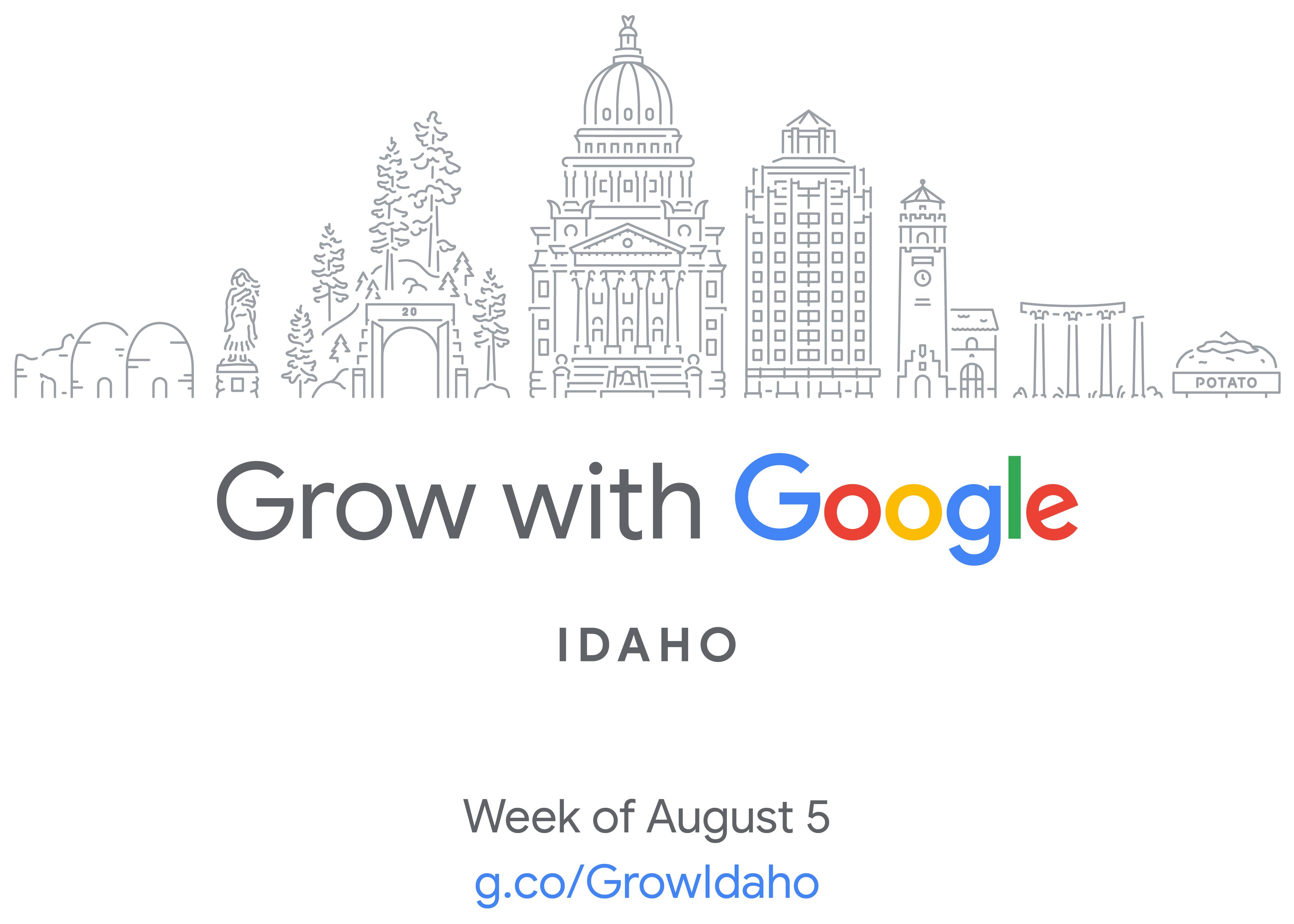 Grow with Google Idaho