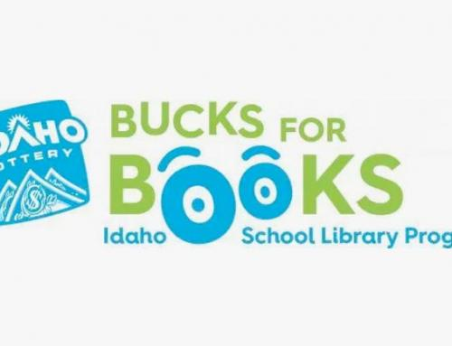 $40,000 Awarded to 19 Elementary Schools — Idaho Lottery Bucks for Books 2020 – 2021