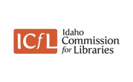 Idaho Commission for Libaries Logo