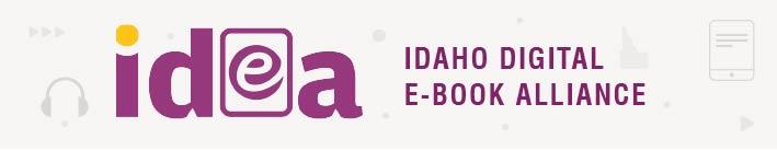 idea - idaho digidal e-book alliance