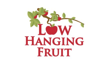 Low Hanging Fruit Logo