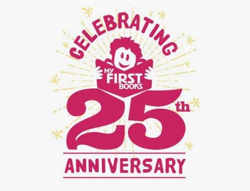 ICfL's My First Books program celebrates 25 years