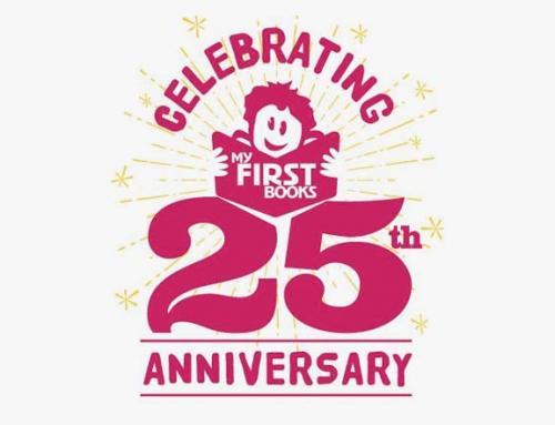 ICfL's My First Books program celebrates 25 years