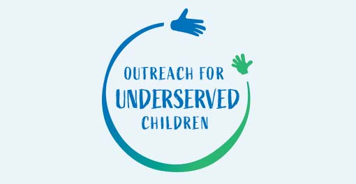 Outreach for Underserved Children Logo