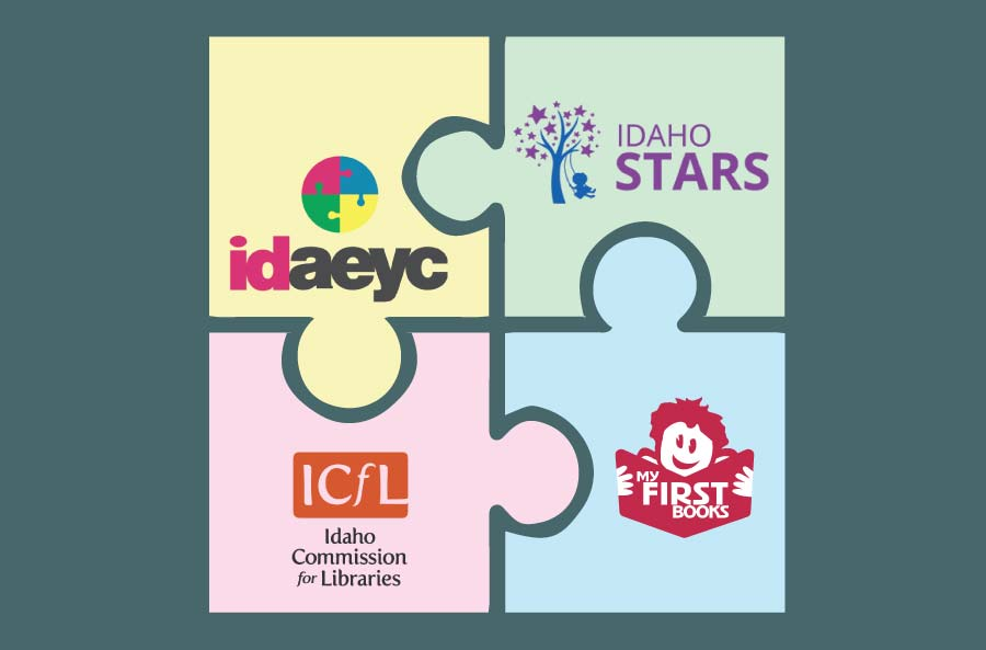 Parnership - IAEYC, Idaho Stars, ICfL, First Books