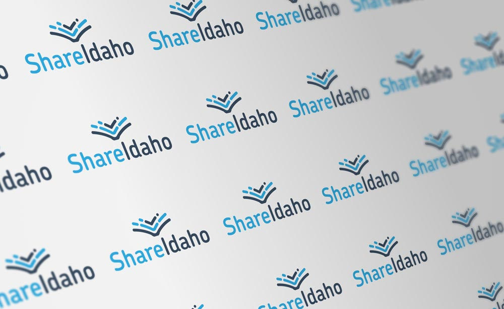 ShareIdaho Logo Banner Image